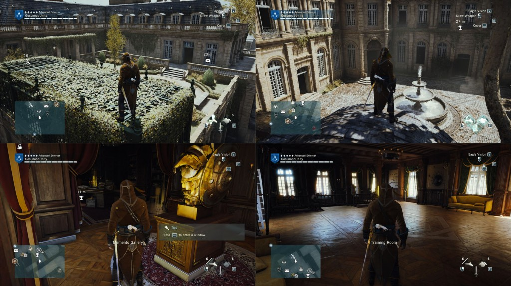 AC Unity Cafe Theatre