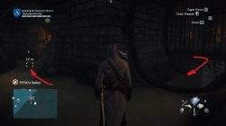 AC Unity Danton's Sacrifice First Sync Point Location
