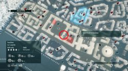 AC Unity Danton's Sacrifice Second Sync Point Location