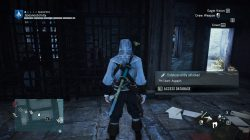 AC Unity Flamberge Heavy Weapon