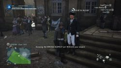AC Unity Killed by Science Murder Mystery Accuse the Murderer