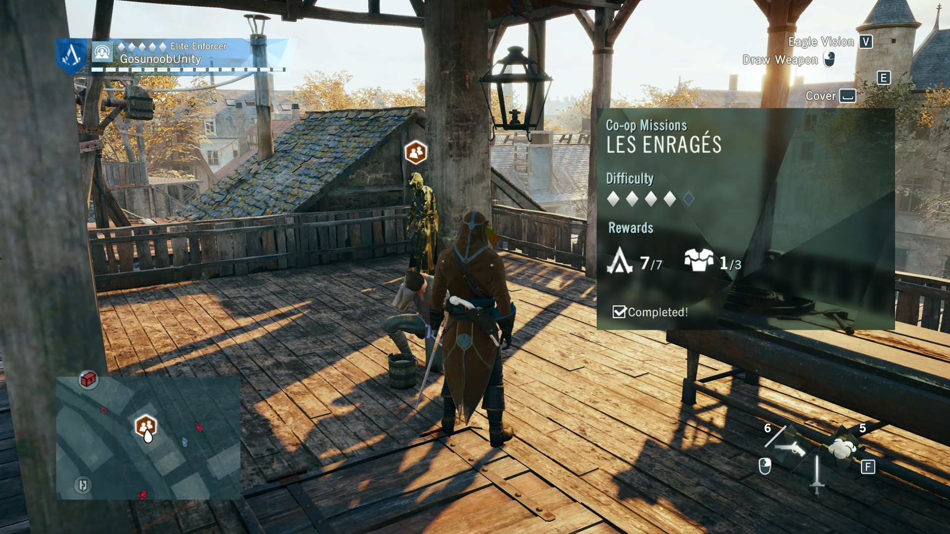 assassins creed unity missions