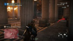 AC Unity Moving Mirabeau Fifth Sync Point Location