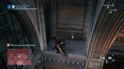 AC Unity Moving Mirabeau Fourth Sync Point Location
