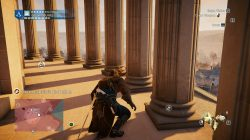 AC Unity Moving Mirabeau Second Sync Point Location