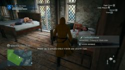 AC Unity Murder Foretold Clue Location