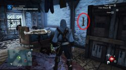 AC Unity Murder Mystery Ancestral Vengeance Grimany's House