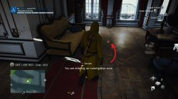 AC Unity Murder Mystery Barber of Seville Cave Love Nest