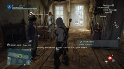 AC Unity Murder Mystery Bones of Contention Accuse the murderrer