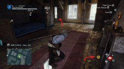 AC Unity Murder Mystery Bones of Contention Jamie's House