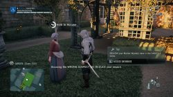 AC Unity Murder Mystery Hot Chocolate to Die for Accuse the Murderer