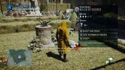 AC Unity Murder Mystery Killed by Science