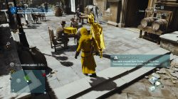 AC Unity Murder Mystery Killed by Science Cafe Fevrier