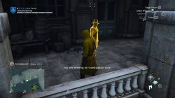 AC Unity Murder Mystery Killed by Science Clockmaker