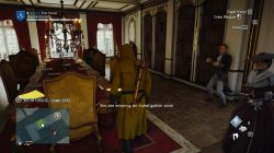 AC Unity Murder Mystery Killed by Science Victim's House
