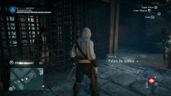 AC Unity Murder Mystery The Body Politic Accuse the Murderer