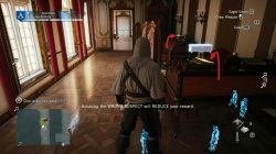 AC Unity Murder Mystery The Body Politic Black Office