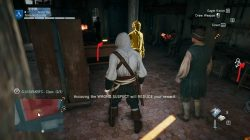 AC Unity Murder Mystery The Body Politic Glassmaker's