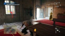 AC Unity Murder Mystery The Body Politic Kitchen
