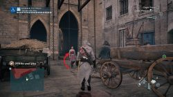 AC Unity Political Persecution Sync Point