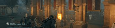 AC Unity Taurus Nostradamus Enigma Second Clue Location