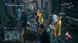 AC Unity The Assassination of Jean Paul Marat Street