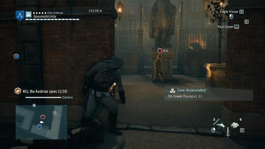 AC Unity The Austrian Conspiracy Co-op Mission