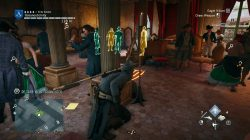 AC Unity The Body in the Brothel De Sade Villa Clues