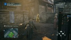 AC Unity The Body in the Brothel Meeting Place Clue