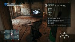 AC Unity The Body in the Brothel Murder Mystery