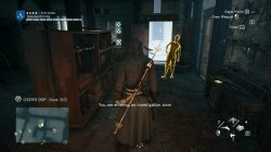 AC Unity The Body In the Brothel Murder Mystery Leather Shop Clues