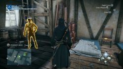 AC Unity The Body in the Brothel Students Hovel