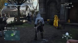 AC Unity Murder Mystery The Death of Philibert Aspairt Convent