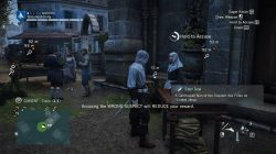 AC Unity The Death of Philibert Aspairt Murder Mystery Apothecary Find the Murderer