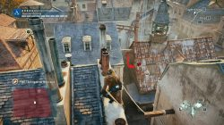 AC Unity The Food Chain First Sync Point