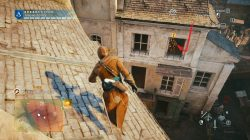 AC Unity The Food Chain Second Sync Point