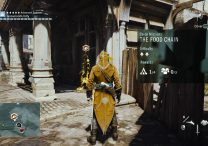 AC Unity The Food Chain Sync Points Co-op Mission