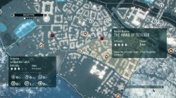AC Unity The Hand of Science Murder Mystery