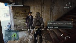 AC Unity The Hand of Science Murder Mystery Accuse the Murderer
