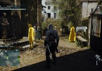AC Unity The Hand of Science Murder Mystery Church