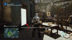 AC Unity The hand of Science Murder Mystery Office