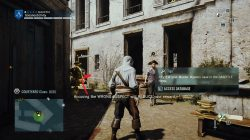 AC Unity The Hand of Science Murder Mystery School