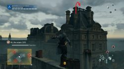 AC Unity The Infernal Machine First Sync Point