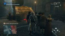 AC Unity The Infernal Machine Second Sync Point