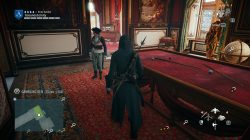 AC Unity The Red Ghost Gambling Den Clues
