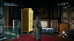 AC Unity The Red Ghost Murder Mystery Secret Room Clues