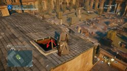 AC Unity The Red Ghost of the Tuileries Counselors House Clues