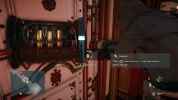 AC Unity The Red Ghost of the Tuileries Murder Mystery