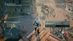 AC Unity Women's March Co-op Mission Sync Point