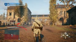 AC Unity Women's March Third Sync Point Location